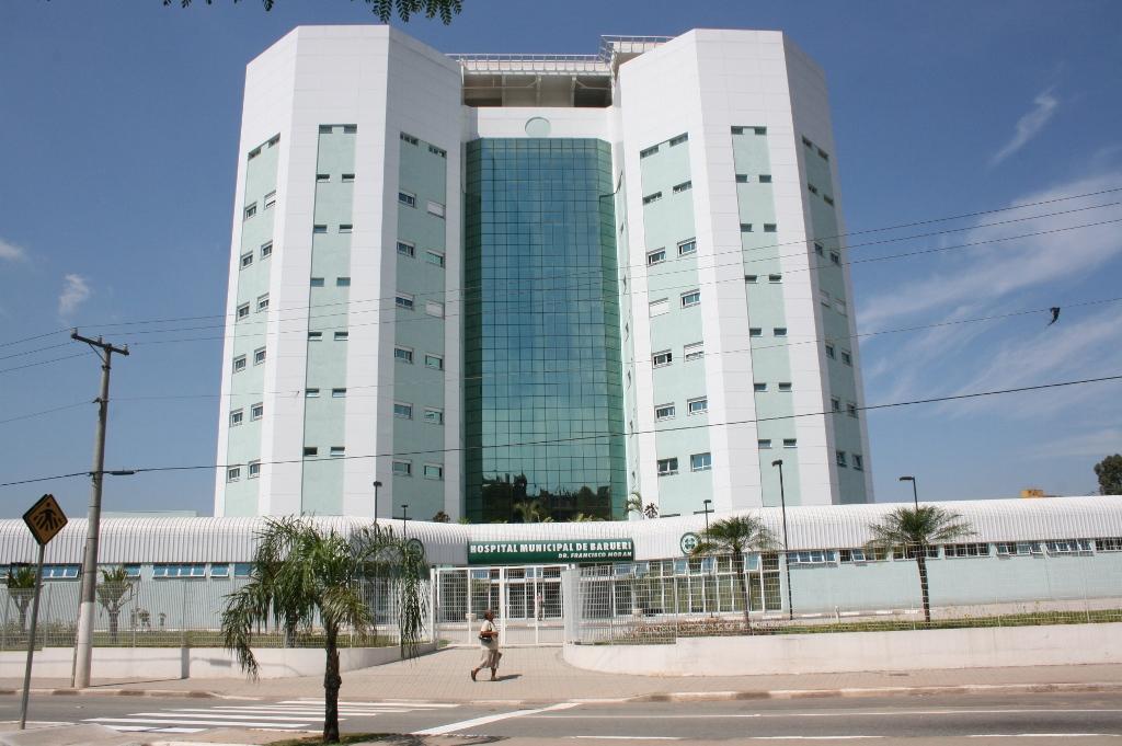 O Hospital Municipal de Barueri / Foto: Divulgação.